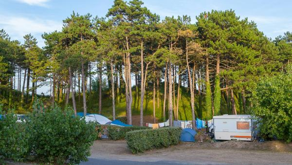 camping les bosquets emplacement camping normandie