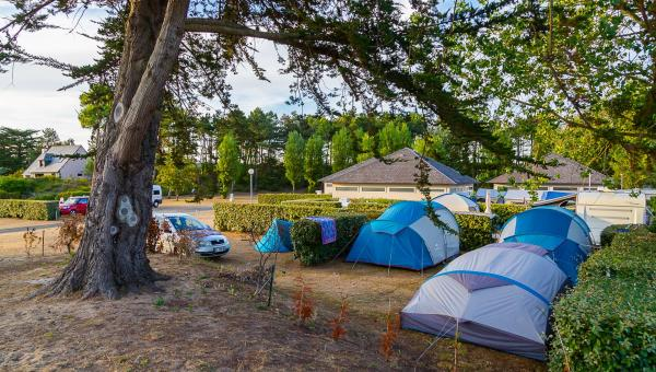 les bosquets emplacement camping normandie
